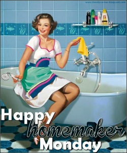 Happy Homemaker Monday Vintage